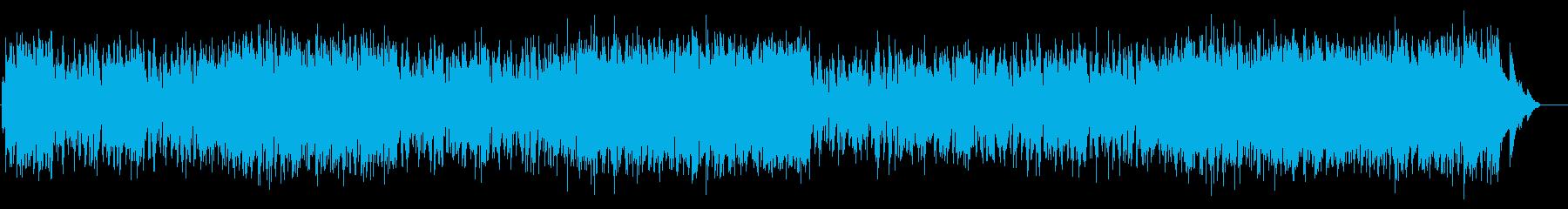 繊細でメロウなアメリカナイズ・サウンドの再生済みの波形
