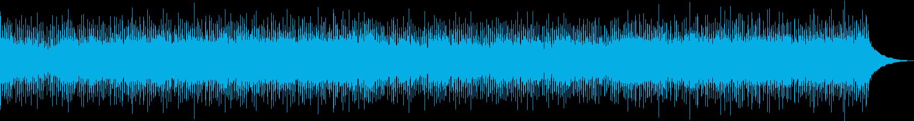 わくわく・楽しい・三味線・和風・ロックの再生済みの波形