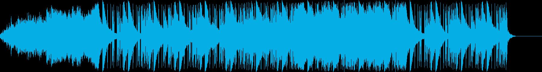 トラップ ヒップホップ R&B ポ...の再生済みの波形