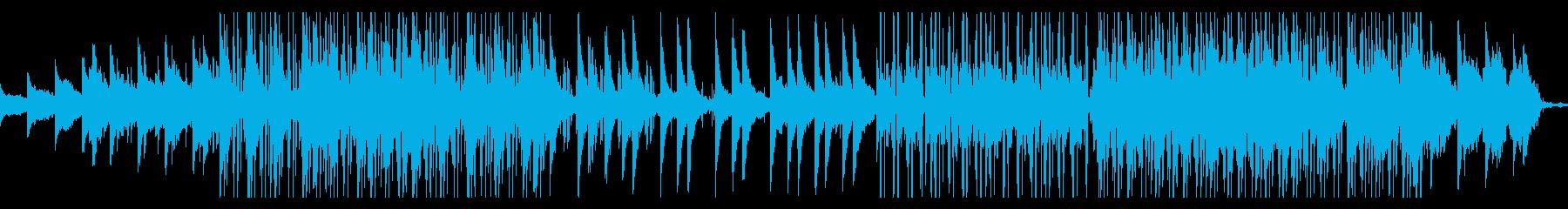 癒し・切ない系ローファイ/Youtubeの再生済みの波形