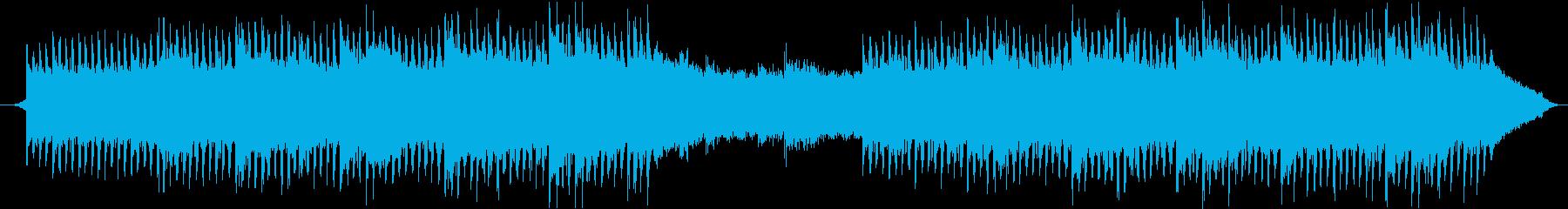 プロモーションビデオ、コマーシャル用の再生済みの波形
