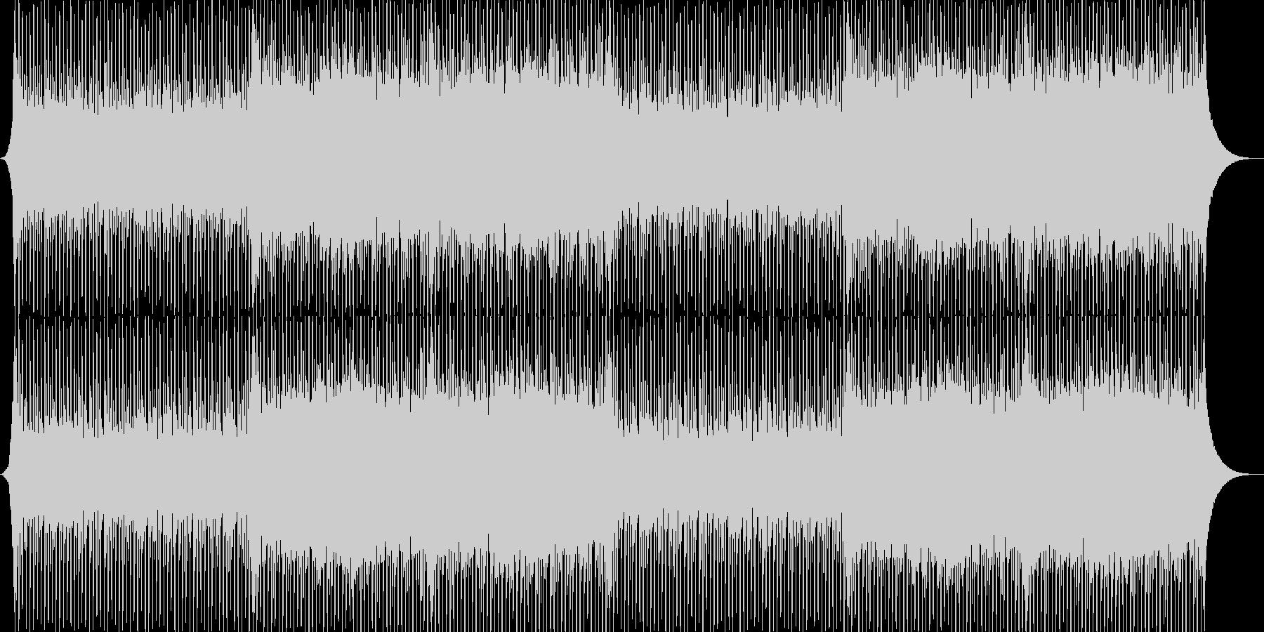 企業VP系32、爽やかギター4つ打ち10の未再生の波形