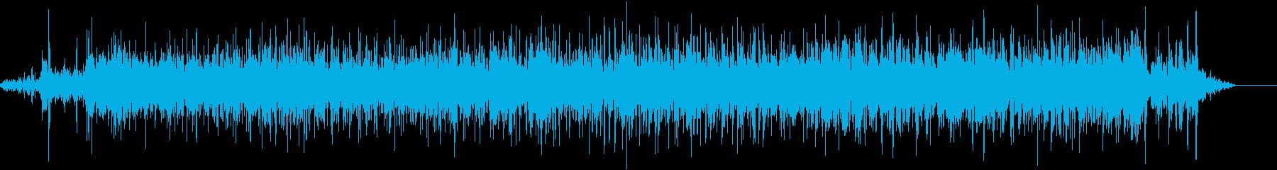 「ジャーー」水道の音です。の再生済みの波形