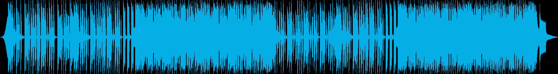 ポップ テクノ ファンク アクティ...の再生済みの波形