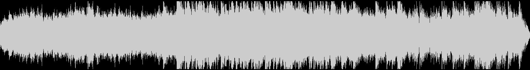 神秘的なダンジョンBGM(ループ)の未再生の波形