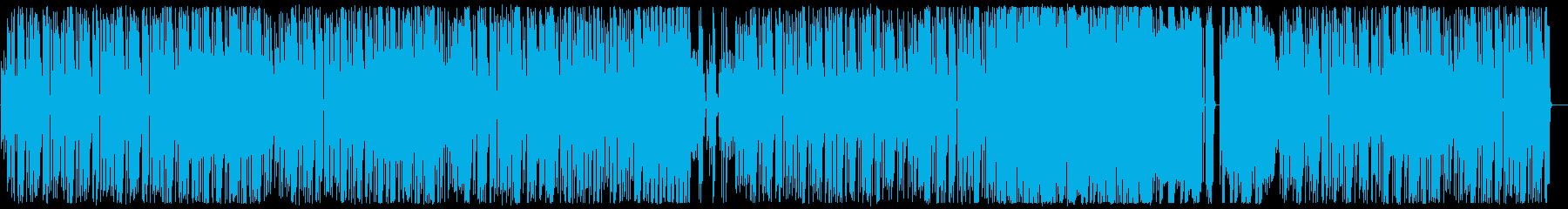 『エリーゼのために』ピコピコアレンジの再生済みの波形