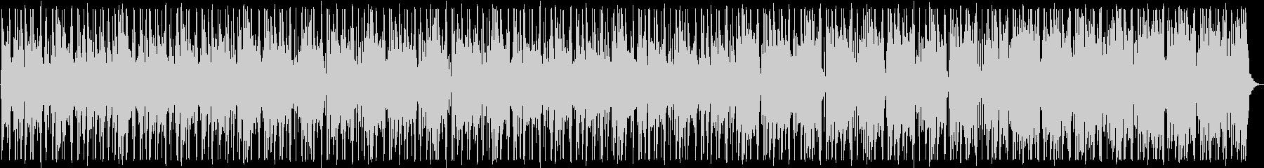 ハードボイルドなBGM_No584_1の未再生の波形