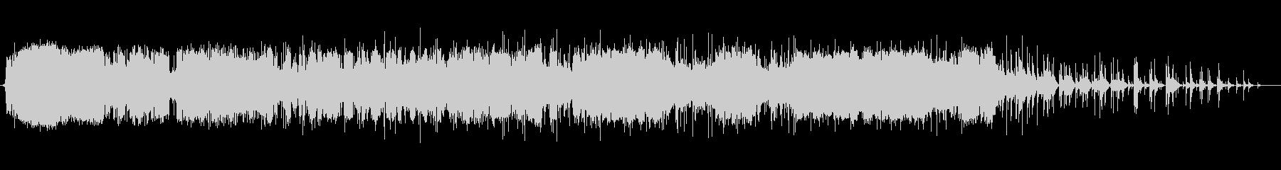スモールスタジオオーディエンス:拍...の未再生の波形