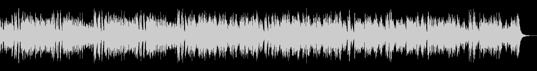 わくわく楽しい軽快なラグタイムピアノ02の未再生の波形