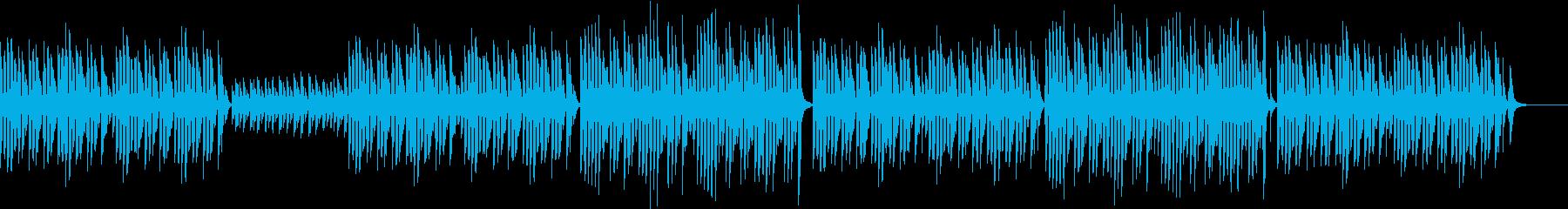 bpm084 キッズTikTok可愛い笛の再生済みの波形