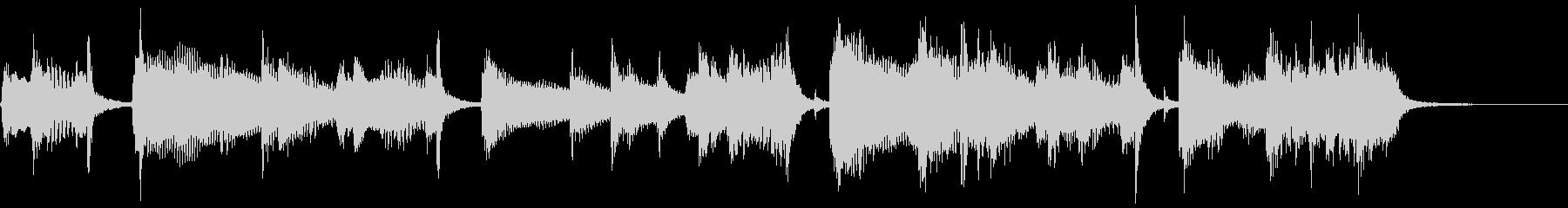 アコギヒップホップ感動洋楽コーポレートeの未再生の波形