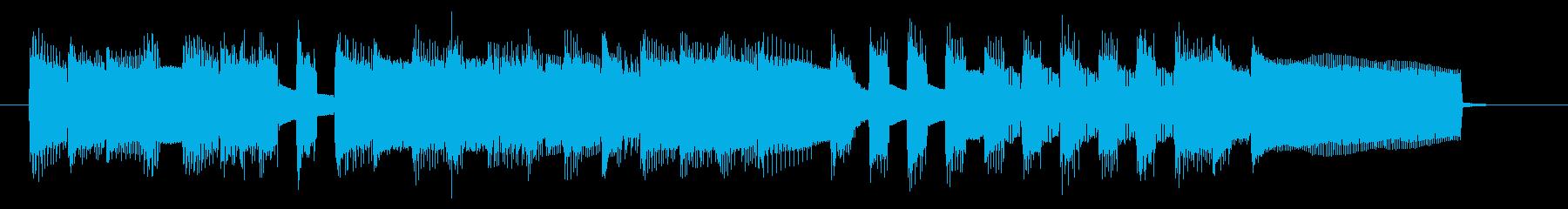 NES STG C07-2(クリア2)の再生済みの波形