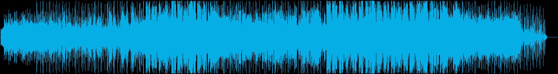 maboroshiの再生済みの波形