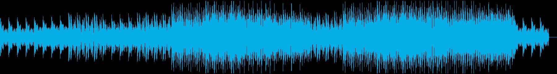 ピアノ楽曲-現代音楽的アプローチの再生済みの波形