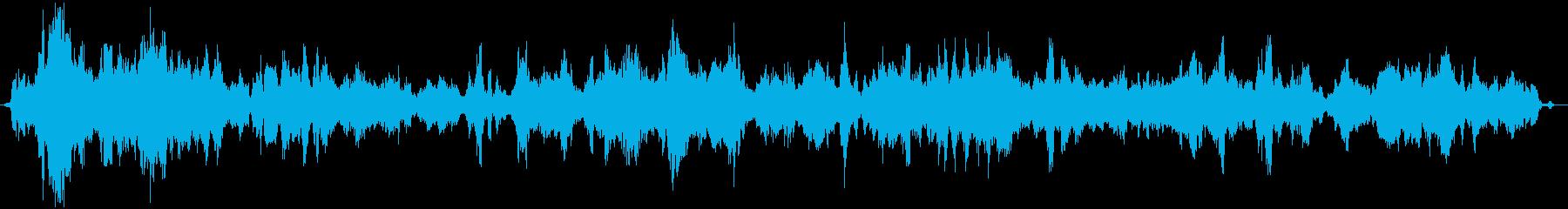 群集 チアハッピーロング01の再生済みの波形