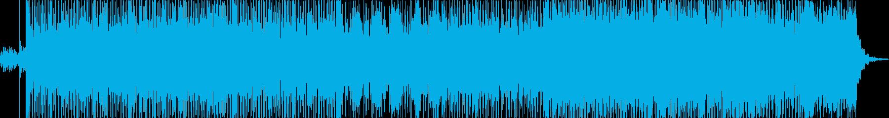 いえ サスペンス アクション 技術...の再生済みの波形