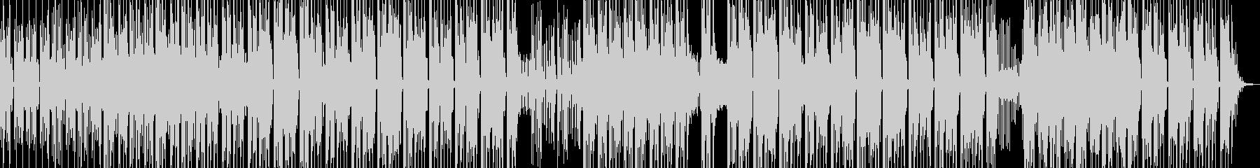 三味線・妖艶なアジアンポップ L+の未再生の波形