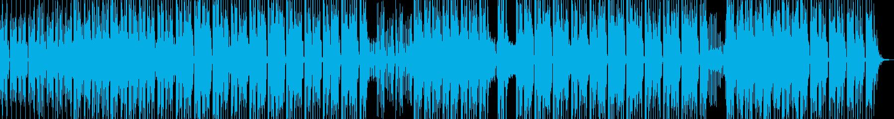 三味線・妖艶なアジアンポップ L+の再生済みの波形
