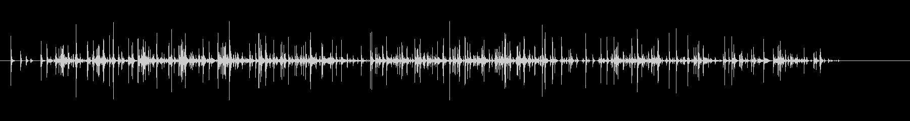 シェルデッキはスチールデッキ定数、...の未再生の波形