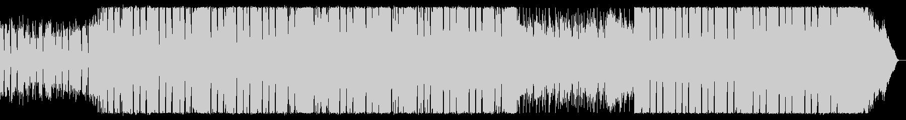 ヘヴィロック アクション 静か ク...の未再生の波形