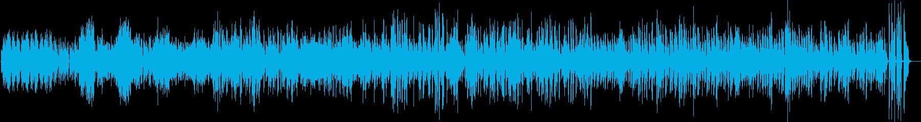 陽気な気分♪ハワイアントロンボーン生演奏の再生済みの波形