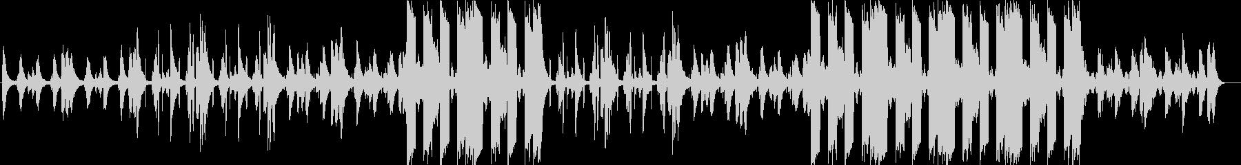 洋楽 チルアウト R&B  ムーディーの未再生の波形