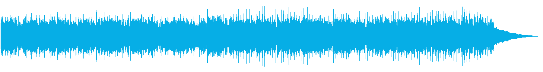 CM・女性ボーカル・かっこいいフラメンコの再生済みの波形