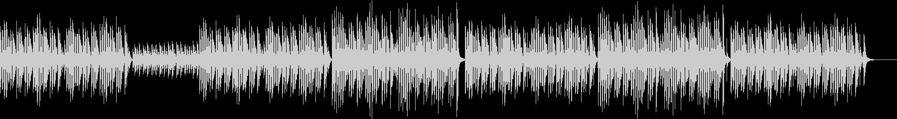 bpm088 キッズTikTok可愛い笛の未再生の波形
