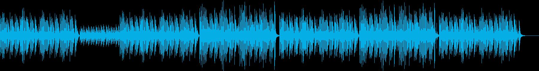 bpm088 キッズTikTok可愛い笛の再生済みの波形
