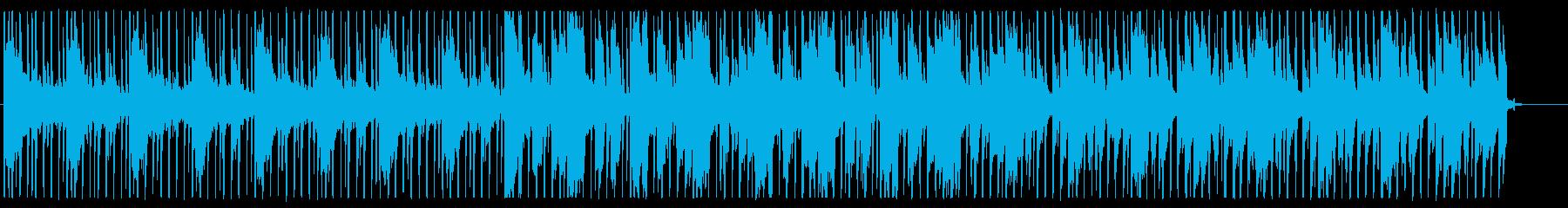 怪しげなヒップホップ_No585_2の再生済みの波形