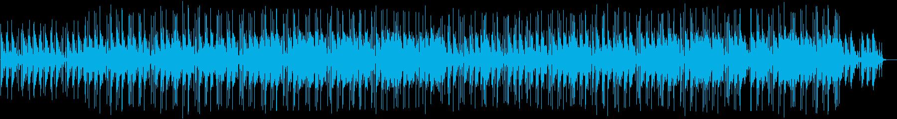 チルアウト ヒップホップ リラックスの再生済みの波形