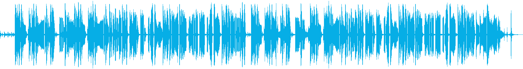 ジングルスメルズ(エクステンディッ...の再生済みの波形