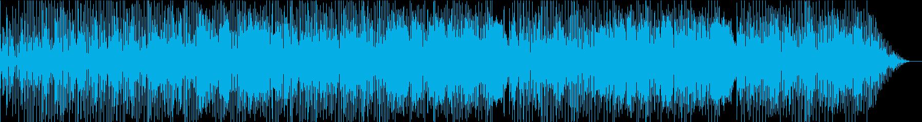 英詞ラブソングの王道シティポップの再生済みの波形