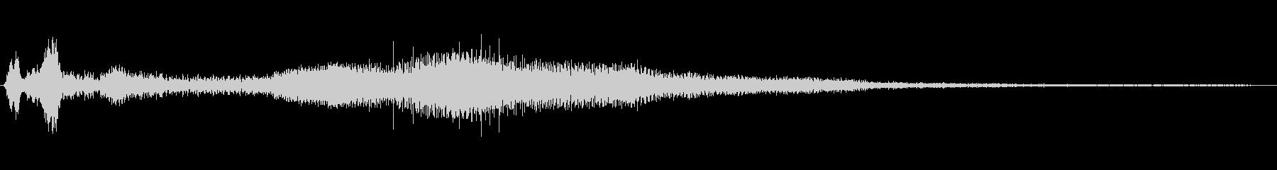 1968シェビーカマロホットロッド...の未再生の波形