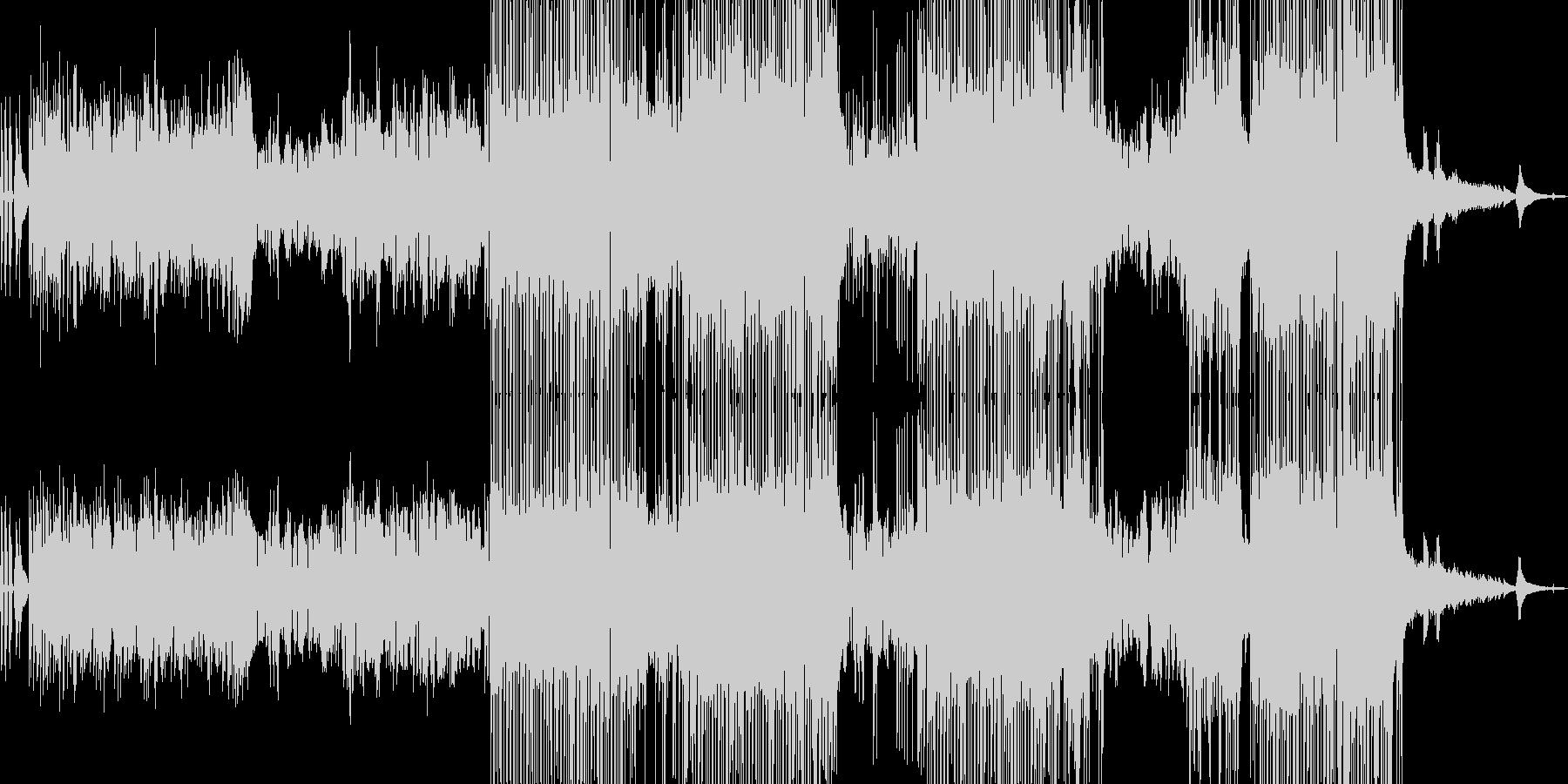 フルート・涼しい風景 後半ドラム・長尺の未再生の波形