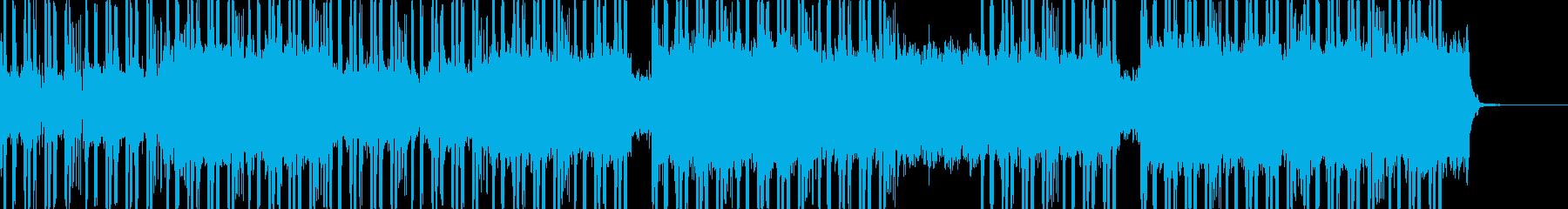 エレクトロ サスペンス アクション...の再生済みの波形