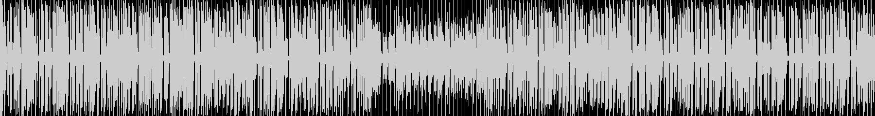 ゆるめでキャッチーなギターポップ の未再生の波形
