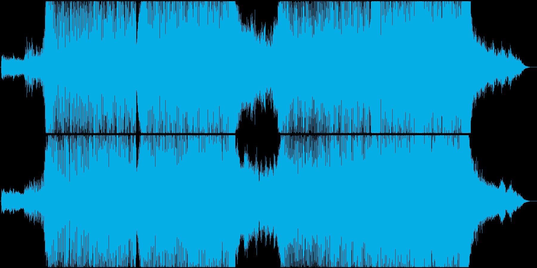 ステディなビートの企業VPコーポレートの再生済みの波形