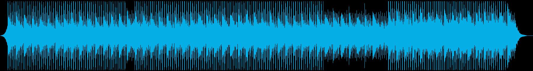 目標に到達するの再生済みの波形