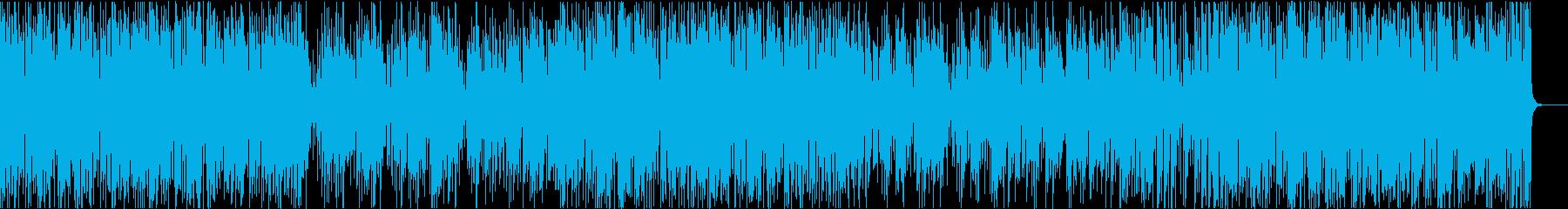 イケイケ/はやいジャズの再生済みの波形