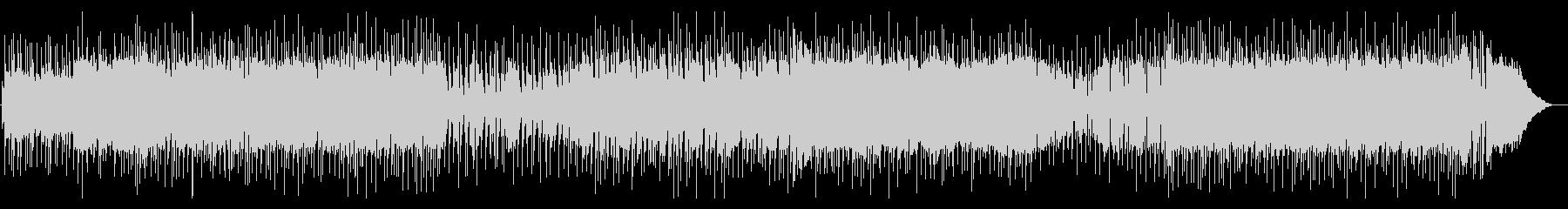 60'S オールドロックバンドサウンドの未再生の波形