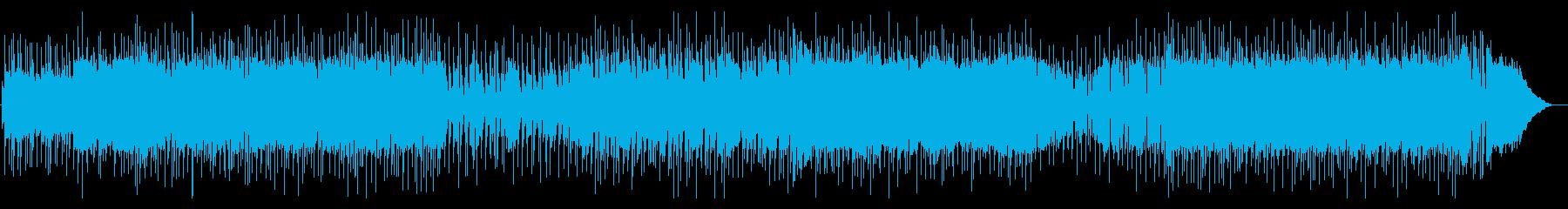 60'S オールドロックバンドサウンドの再生済みの波形