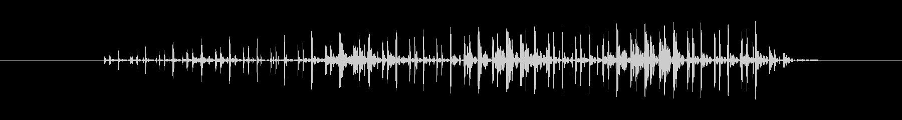 FI 実用性 スキャナーウォブルロー03の未再生の波形