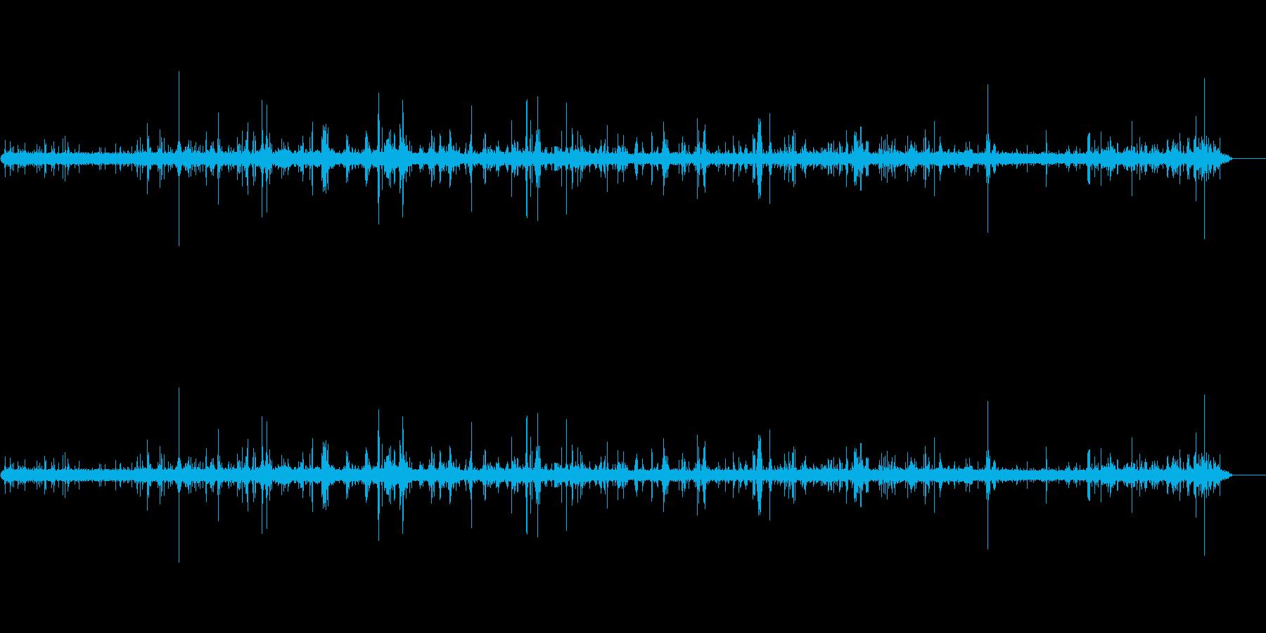 波-小-近いの再生済みの波形