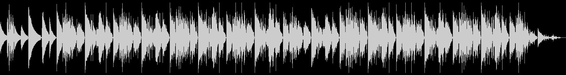 ネオソウルギターとサックスのチルホップの未再生の波形