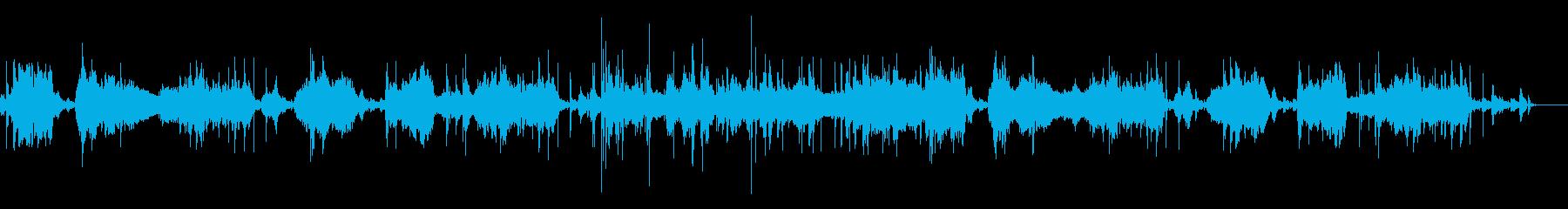 謎解きジャス音樂の再生済みの波形