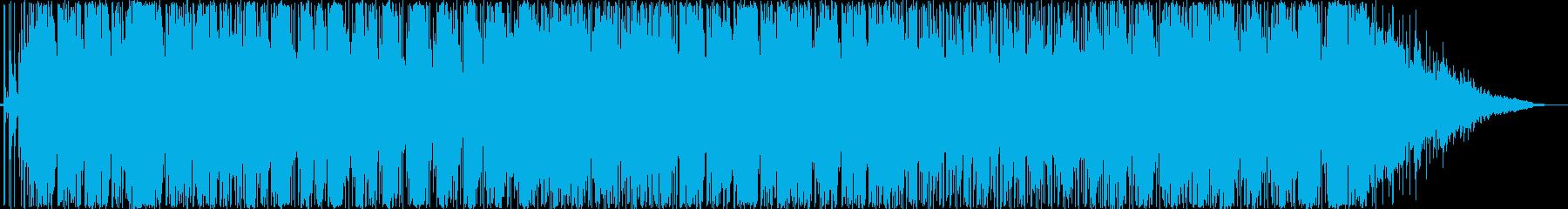 ファーファンク。ミディアムファンキ...の再生済みの波形