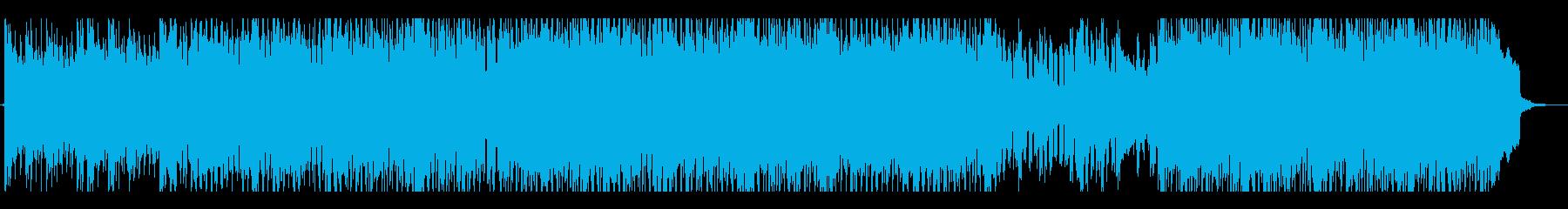 コーポレート ほのぼの 幸せ 緊張...の再生済みの波形