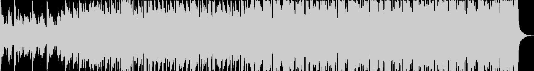 おしゃれレトロディスコシティポップcの未再生の波形