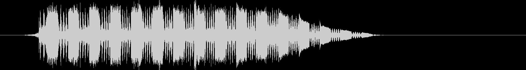 AMGアナログFX 38の未再生の波形